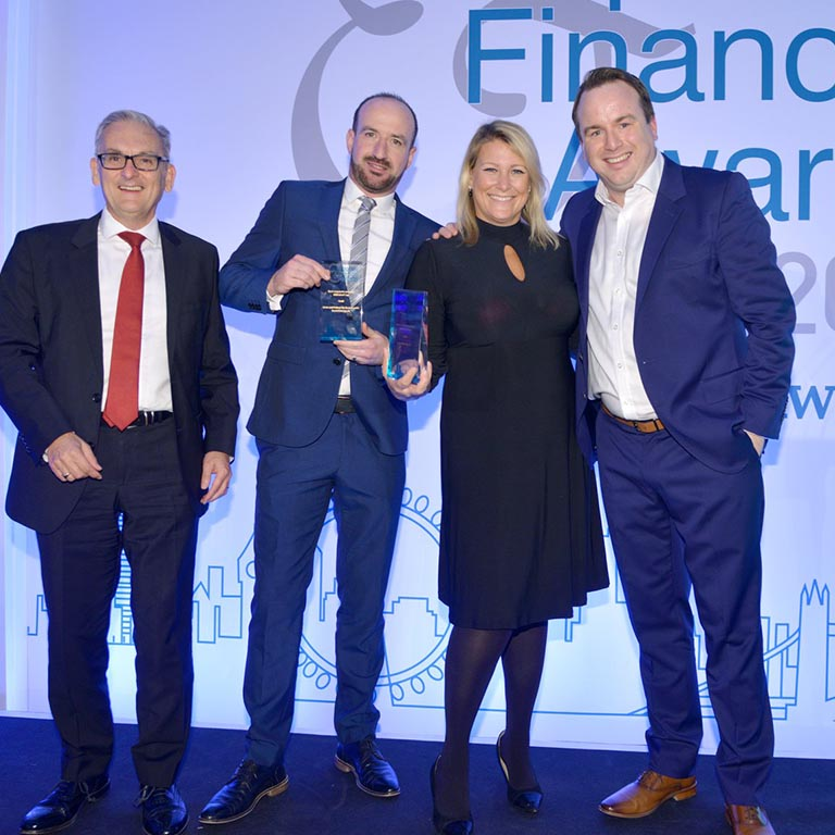 Corporate and Financial Awards Sound Energy