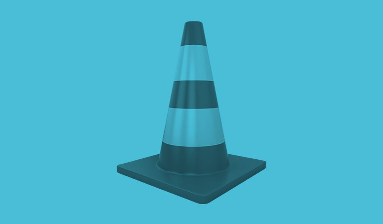 cone-light-blue