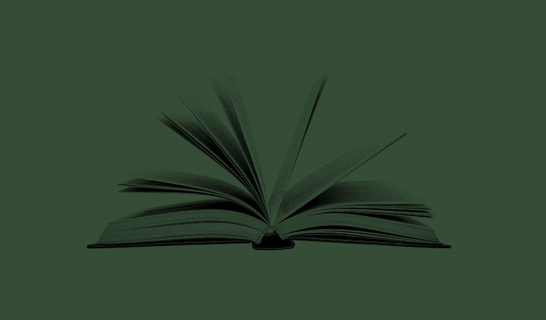 book-dark-green