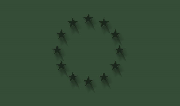 circle-of-stars-dark-green